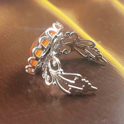 Bague Luxe Licorne Ailée / Luxury Winged Unicorn Ring