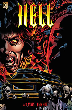 Hell - Digital - Kingstone Comics