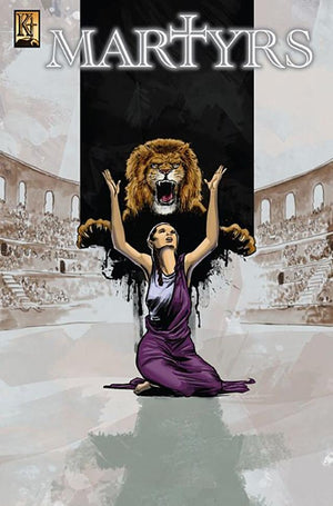 Martyrs - Kingstone Comics