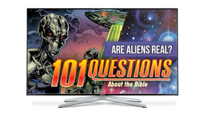 #7 What does the Bible say about Aliens?