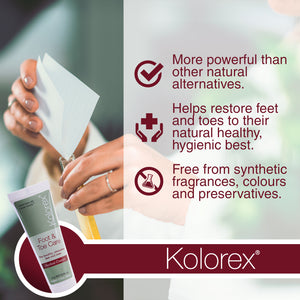 Kolorex Foot and Toe Care