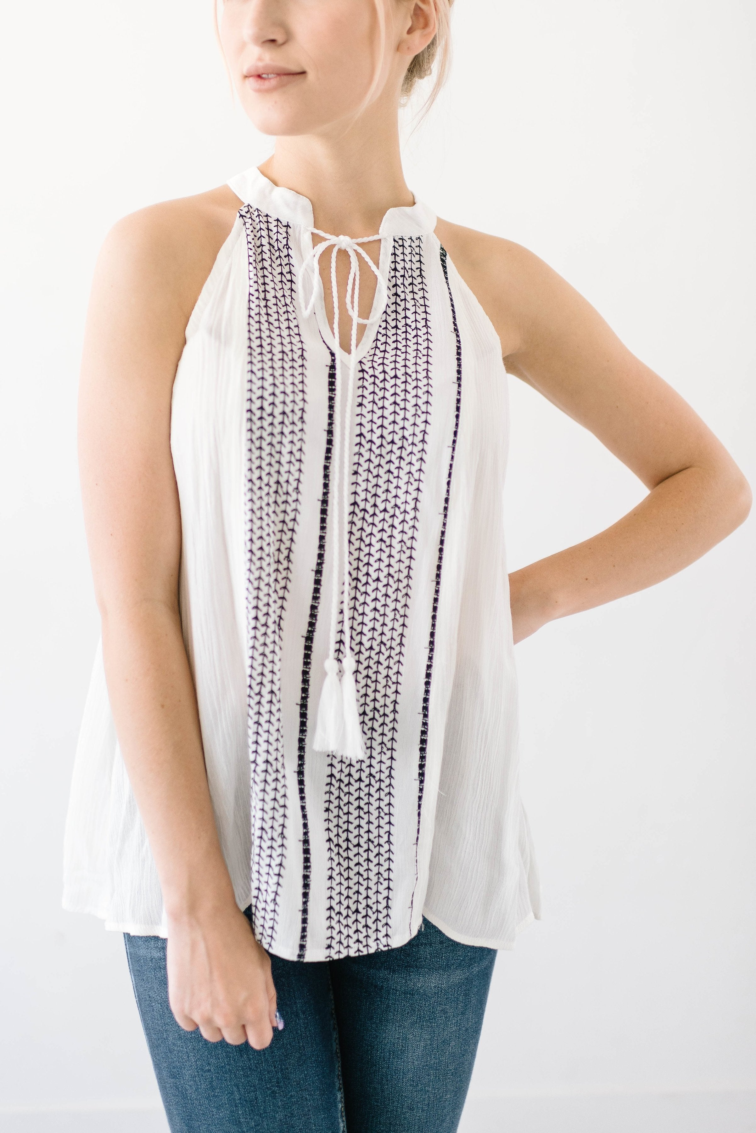 Marketplace Halter
