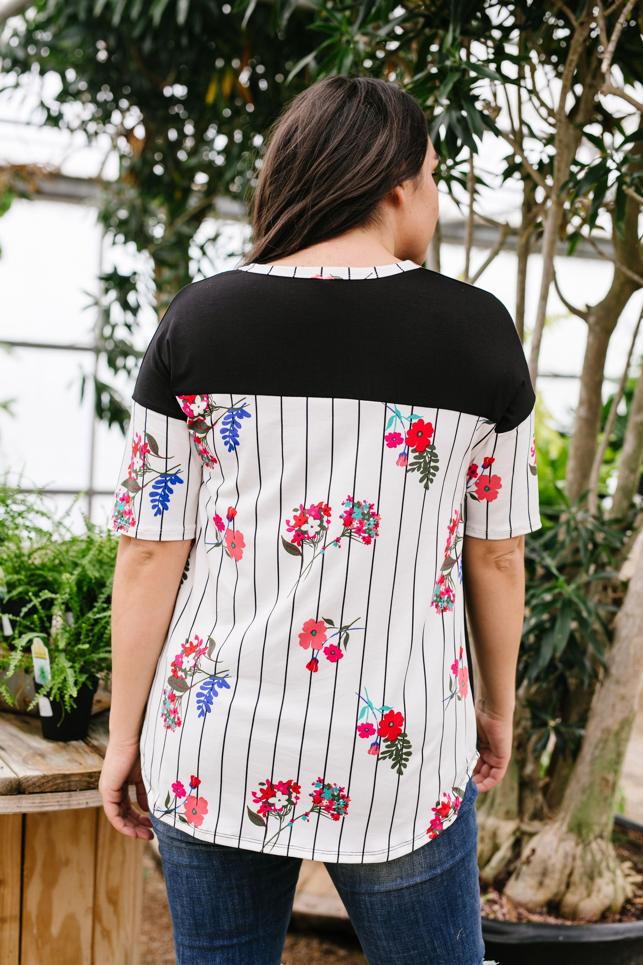 Backyard Flower Garden Top
