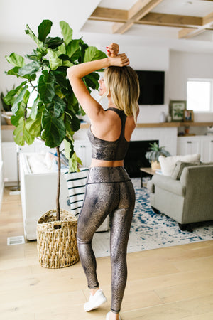 Copperhead Athletic Leggings
