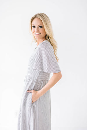 Harper Hi-Low Dress
