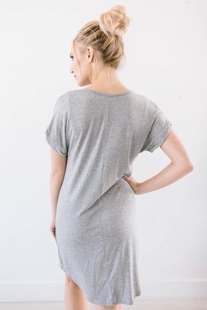 Sedona Tunic in Gray