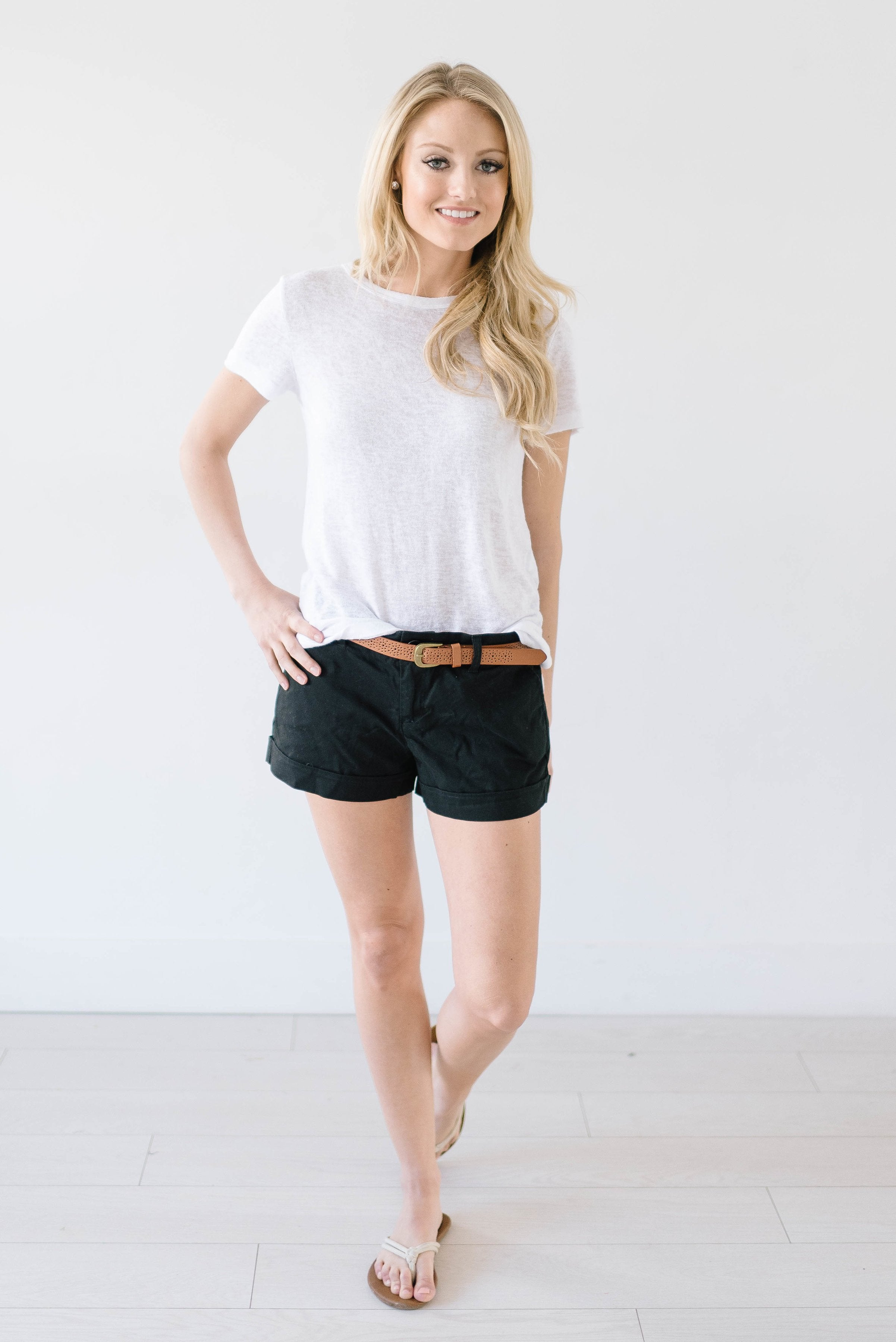 Sunset Beach Shorts Black