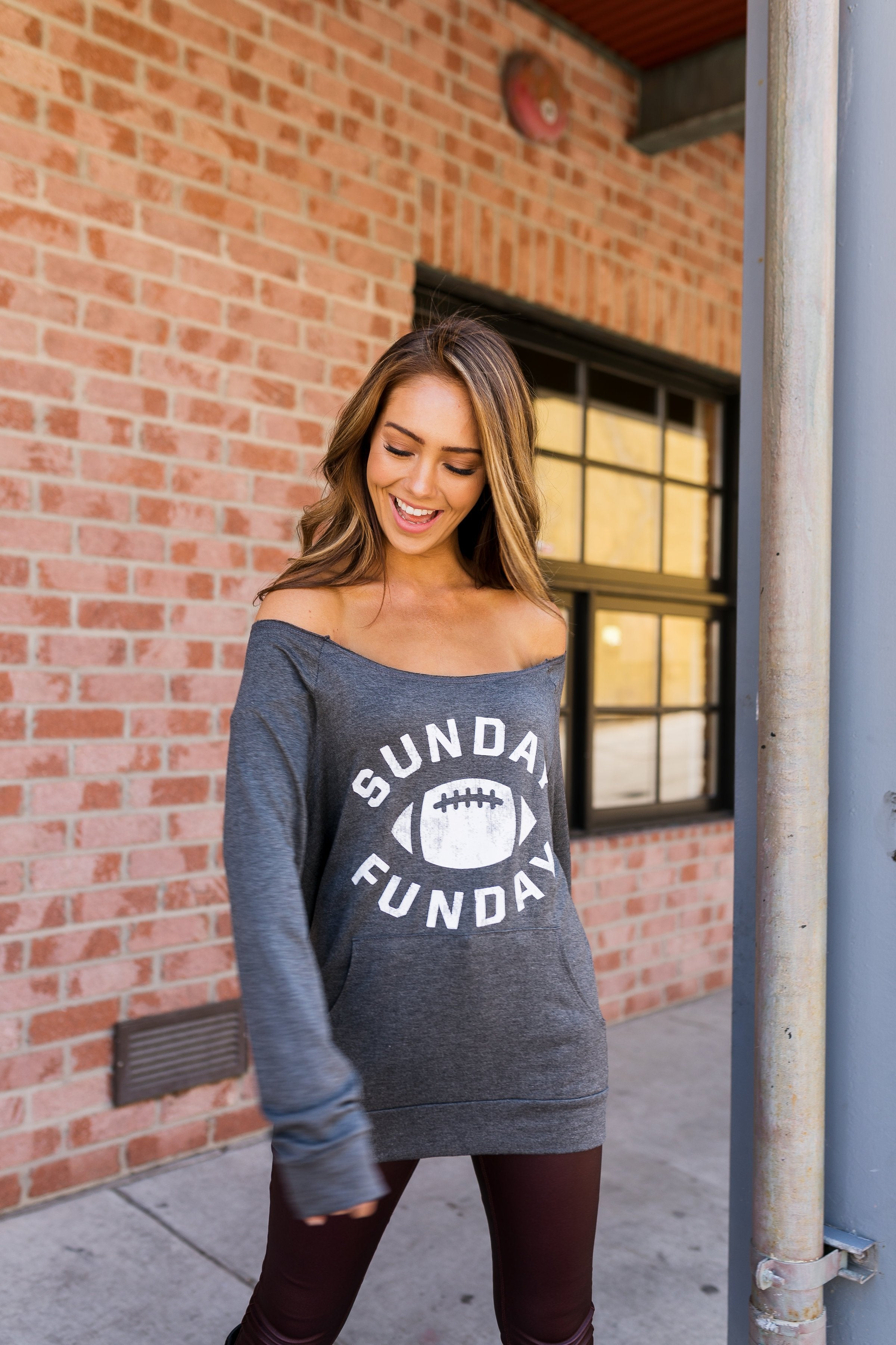 Superbowl Sunday Graphic Top