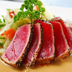 2lbs Ahi Tuna Wild Caught Sashimi Grade