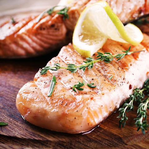 2lbs Wild Caught Salmon (5-6oz Portions)