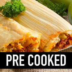 Oatmeal Tamale (Original Chicken) 12 count