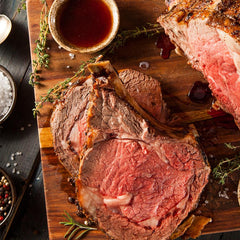 Prime Rib Roast Bone In (Final Day To Order 12-19-2018 12pm)