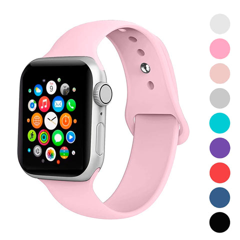 Correa Silicona Apple Watch 38mm - 40mm