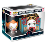 Funko POP! Town - IT: Demonic Pennywise & Funhouse #10