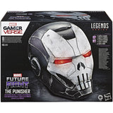 Casco Electrónico Marvel Legends Gamerverse: Punisher War Machine