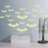 Adhesivos Luminosos para Pared Batman