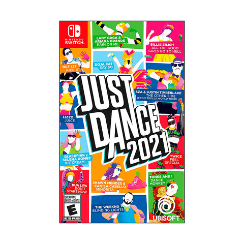Juego Nintendo Switch - Just Dance 2021