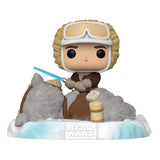 Funko POP! Deluxe Exclusivo Star Wars: Battle at Echo Base: Han Solo with Tauntaun #373