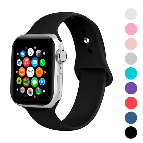 Correa Silicona Apple Watch 42mm - 44mm