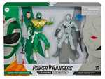 Power Rangers Lightning Collection : Fighting Spirit Green Ranger y Mighty Morphin Putty - Set de 2