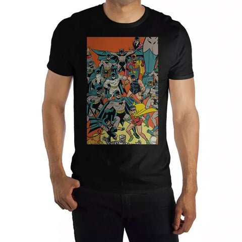 Camiseta Batman Cómics