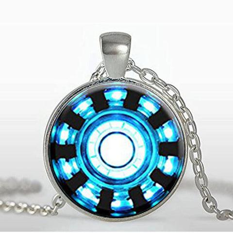 Collar Reactor de Iron Man - Tony Stark