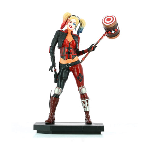 Estatua Diamond Select Toys DC Gallery - Injustice 2: Harley Quinn