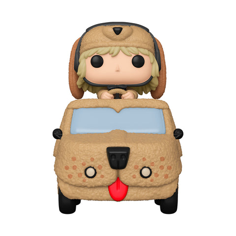 Funko POP! Rides - Tonto y Retonto: Harry Dune in Van #96
