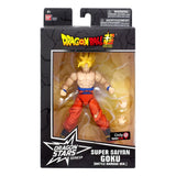 Figura Dragon Ball Super Exclusivo Dragon Stars Series: Super Saiyan Goku