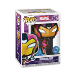 Funko POP! Exclusivo Marvel: Ironheart #687
