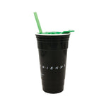 Vaso con Sorbete Friends (Serie) Central Perk 32oz