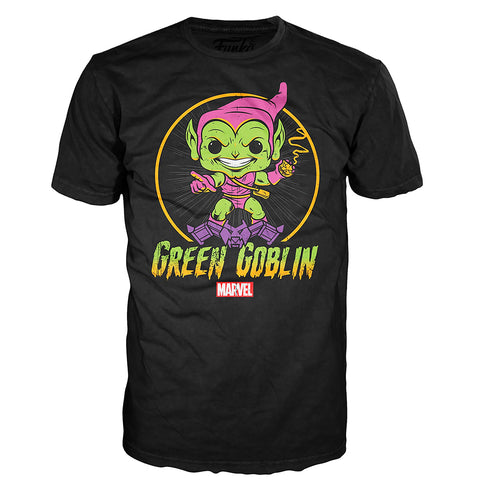 Camiseta Funko POP! Marvel: Green Goblin - Varias Tallas