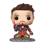 Funko POP! Exclusivo PX Previews - I am Iron Man #580