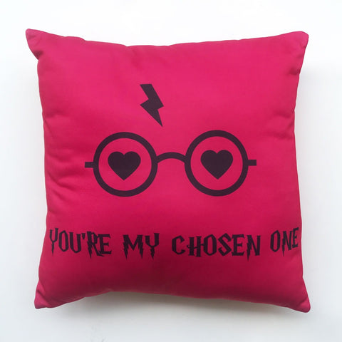 Almohada Harry Potter - You´re My Chosen One