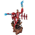 Estatua Diamond Select Marvel Gallery: Iron Man Mk50 Avengers Infinity War