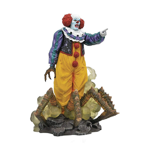 Estatua Diamond Select Toys IT 1990: Pennywise