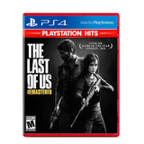 Juego PlayStation 4 - The Last of Us Remastered