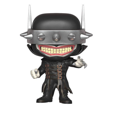 Funko POP! Exclusivo PX Previews - Heroes: Batman Who Laughs #256