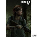 Posters The Last of Us 46x31cm - Varios Modelos