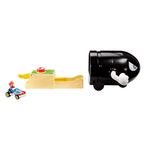 Bullet Bill Set Hot Wheels Mario Kart