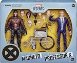 Marvel Legends Series 6-Pulgadas Magneto y Professor X - Set de 2