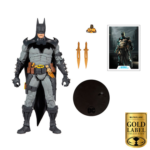 Figura de Acción McFarlane Toys: Batman - Gold Label Series