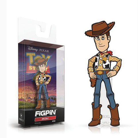 Mini FiGPiN Toy Story 4: Woody #M18