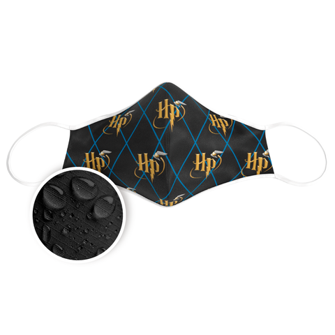 Mascarilla Reutilizable Antifluido Harry Potter