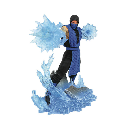 Estatua Diamond Select Toys Mortal Kombat 11: Sub-Zero