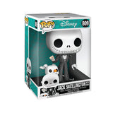 Funko POP! 10 Pulgadas - Disney: Jack Skellington with Zero  #809