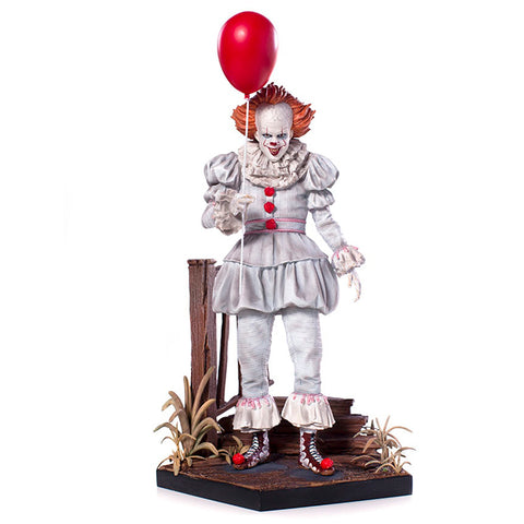 Estatua Iron Studios It: Pennywise Deluxe