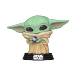 Funko POP! Exclusivo Star Wars: The Child Control Knob #370