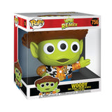 Funko POP! 10 Pulgadas - Remix: Woody #756