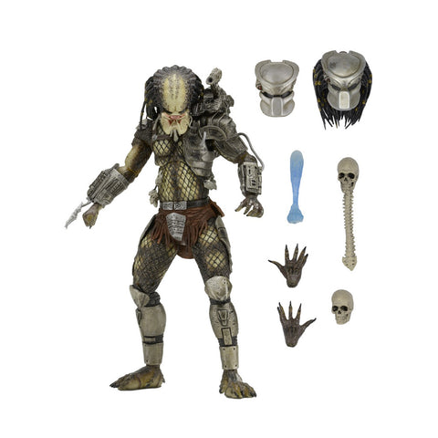 Figura de Acción 7 Pulgadas NECA Predator Ultimate Jungle Hunter
